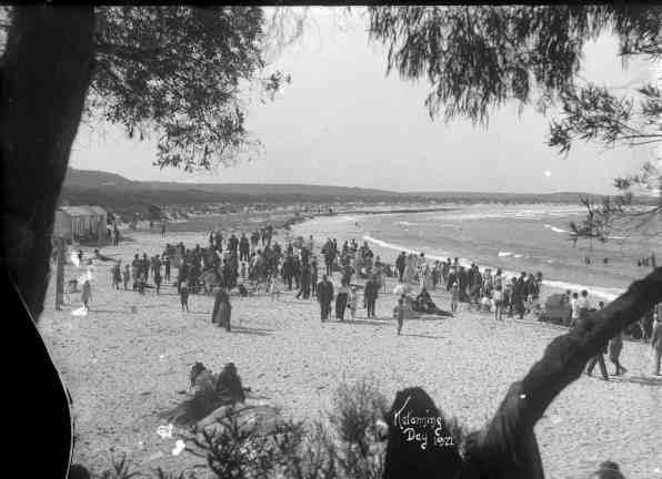 AV Middleton Beach, Katanning day 1922 P09.115